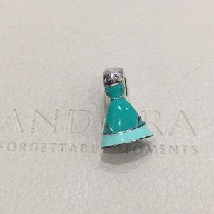 Pandora Disney Ariel Dress Dangle Charm